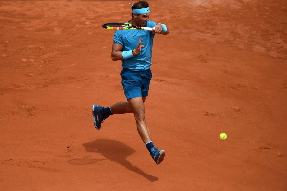 Rafael Nadal... (Photo Eric Feferberg, AFP)