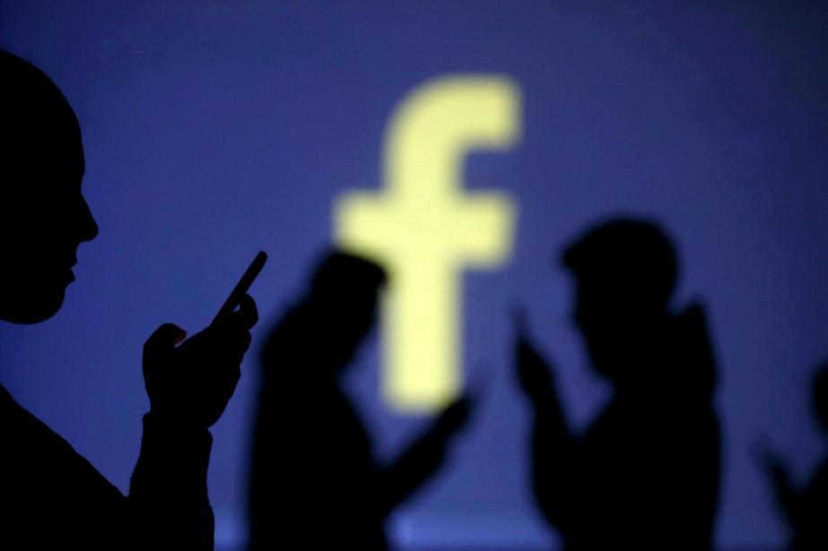 Facebook a affirmé lundi ne pas être «au courant» d'un éventuel... (REUTERS)