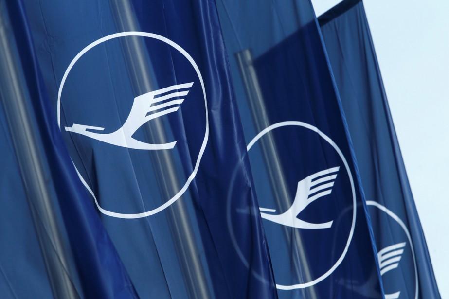 Lufthansa a retiré des réseaux sociaux un clip... (PHOTO ARCHIVES REUTERS)