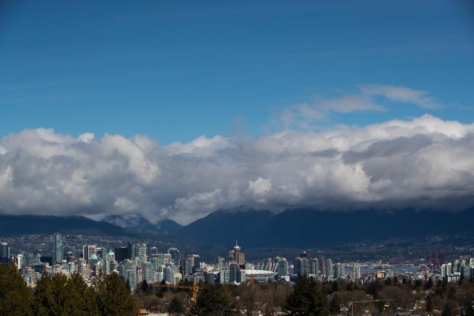 Une vue de Vancouver.... (Photo Darryl Dyck, La Presse Canadienne)