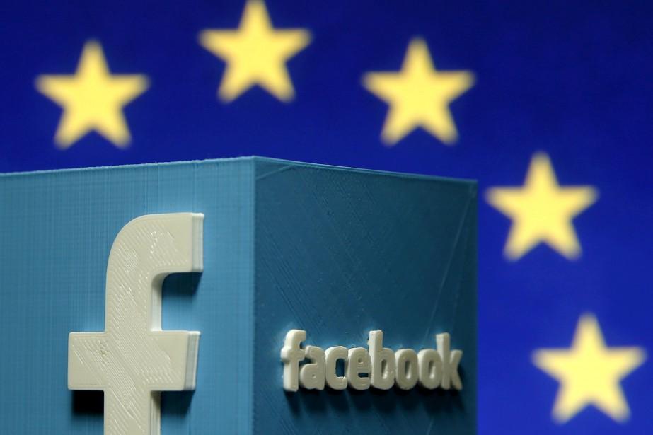 L'UE a mis en place le «Règlement général... (REUTERS)