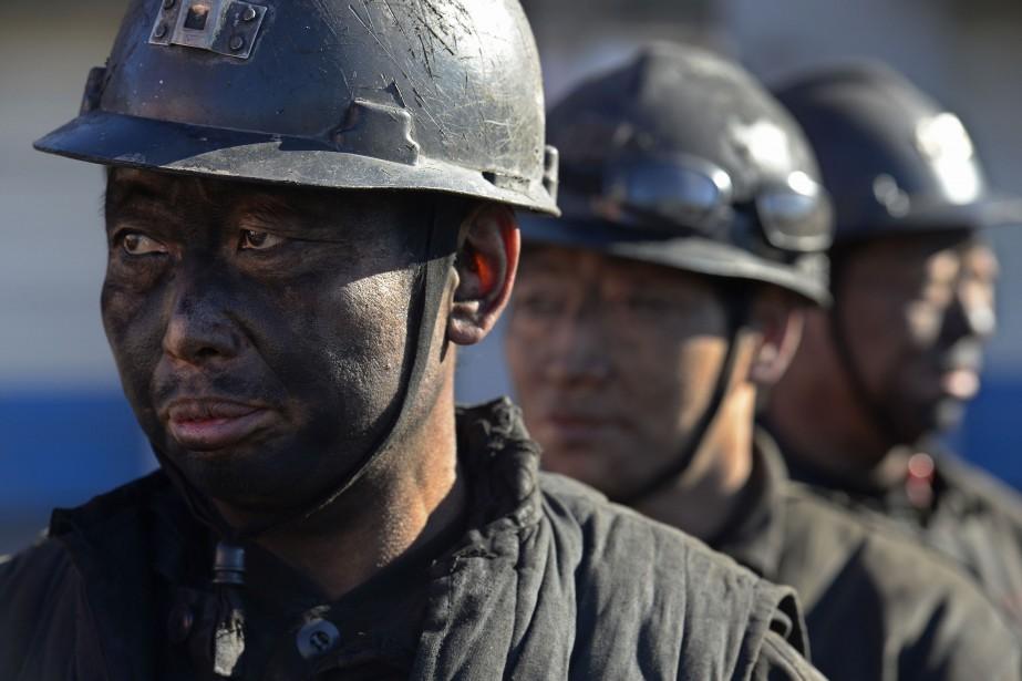 La Chine est fréquemment le théâtre d'accidents miniers... (REUTERS)