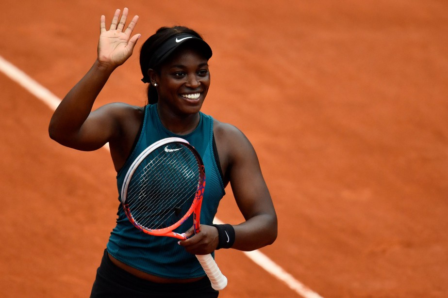 Sloane Stephens... (Photo Christophe Simon, AFP)