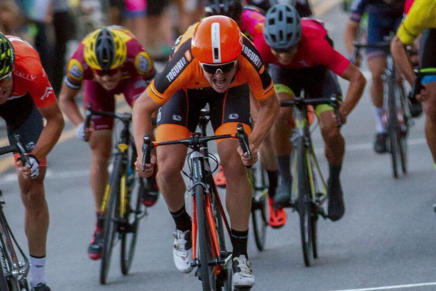 Pier-André Côté... (Photo fournie par les Mardis cyclistes de Lachine)
