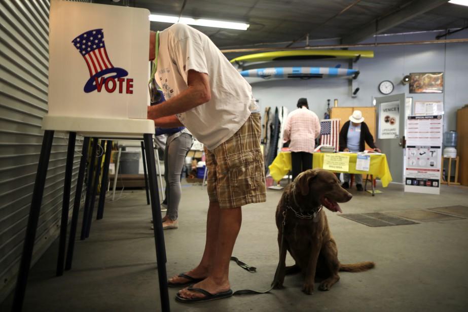 Contrairement au traditionnel système de primaires organisées par... (Photo Lucy Nicholson, Reuters)
