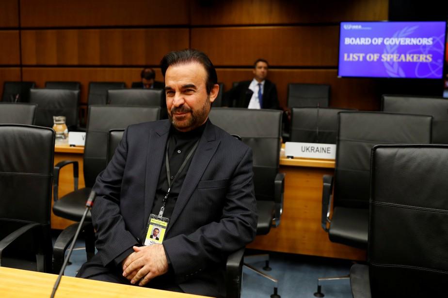 Téhéran a lancé des «travaux préparatoires au cas... (REUTERS)