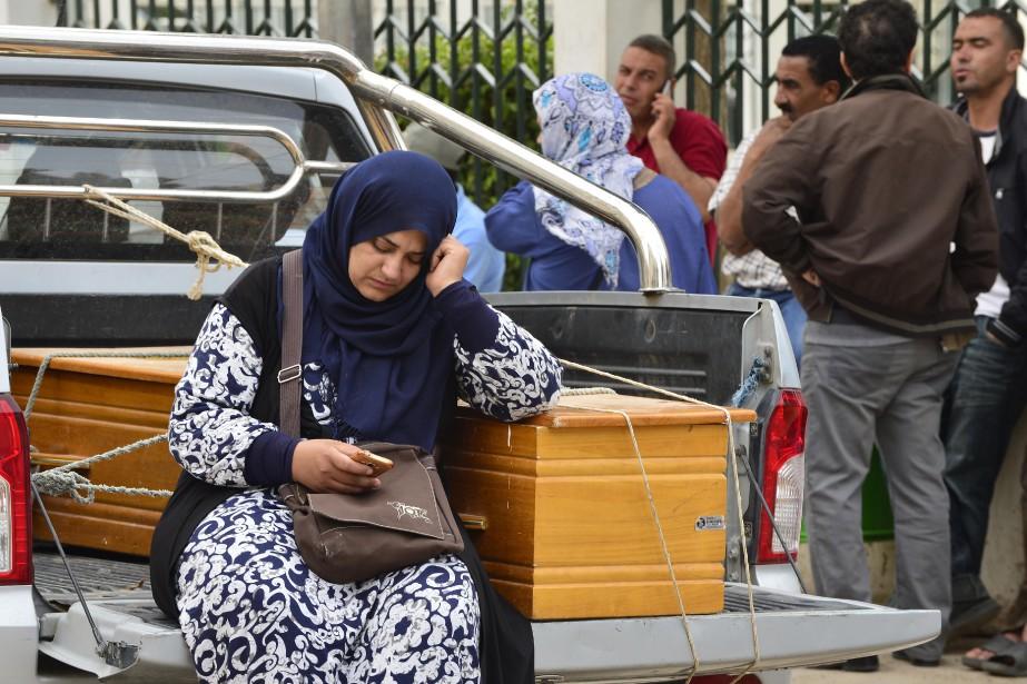 L'Organisation internationale des migrations fait état de 60... (AFP)