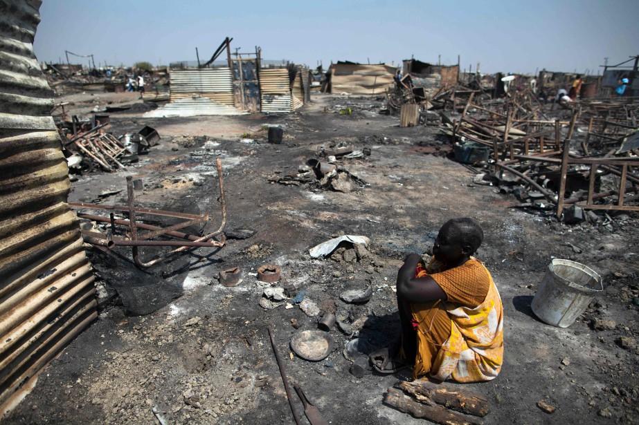 Une représentante de Human Rights Watch en Afrique,... (AFP)