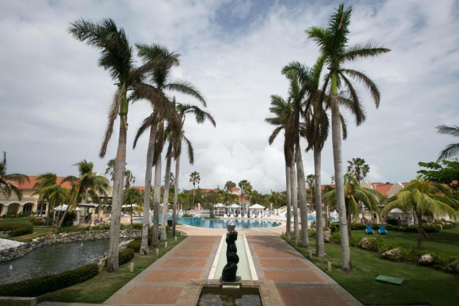 Varadero, Cuba... (Photo François Roy, Archives La Presse)