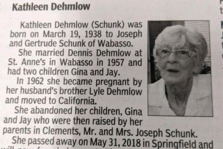 Une responsable a simplement indiqué que la famille... (Photo tirée de Twitter)
