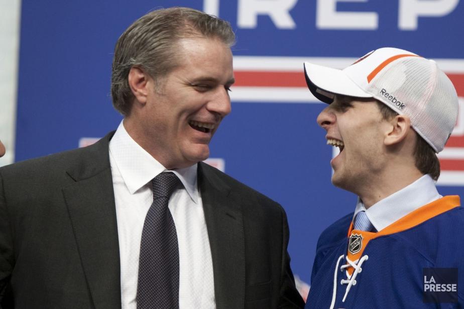 Les Islanders de New York ont participé aux... (Photo André Pichette, archives La Presse)