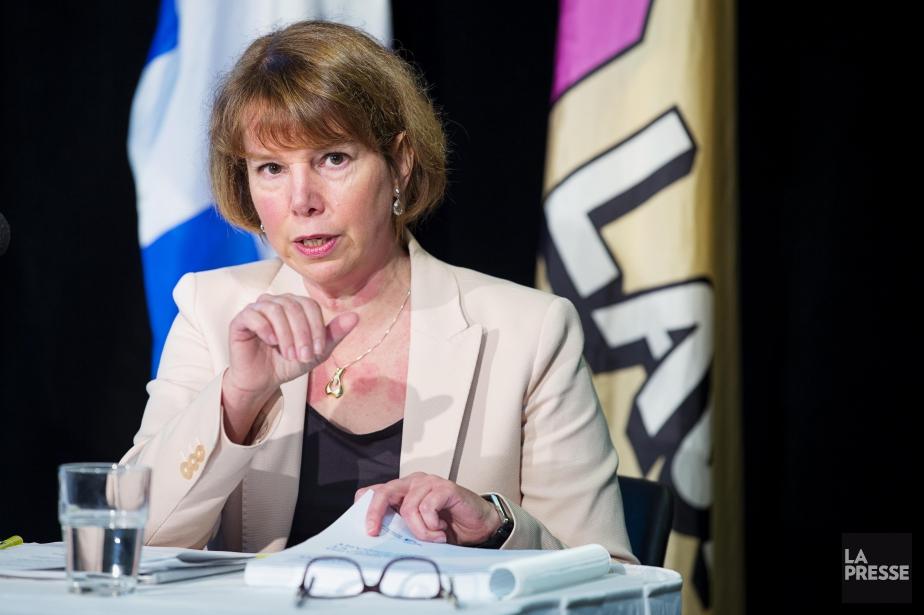 La vérificatrice générale de la Ville de Laval,... (Photo Alain Roberge, archives La Presse)