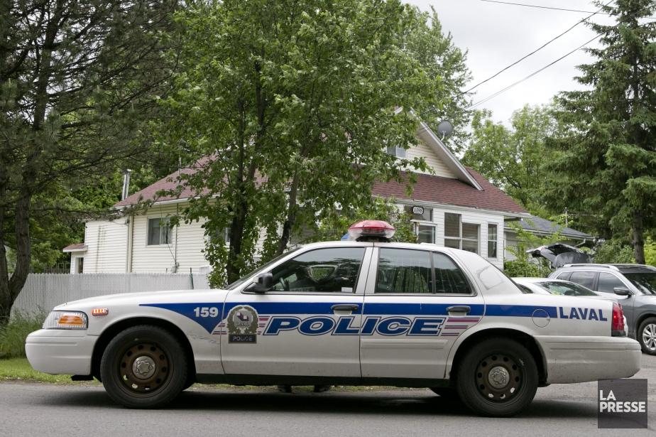 La Ville de Laval, ses policiers et... (PHOTO DAVID BOILY, ARCHIVES LA PRESSE)