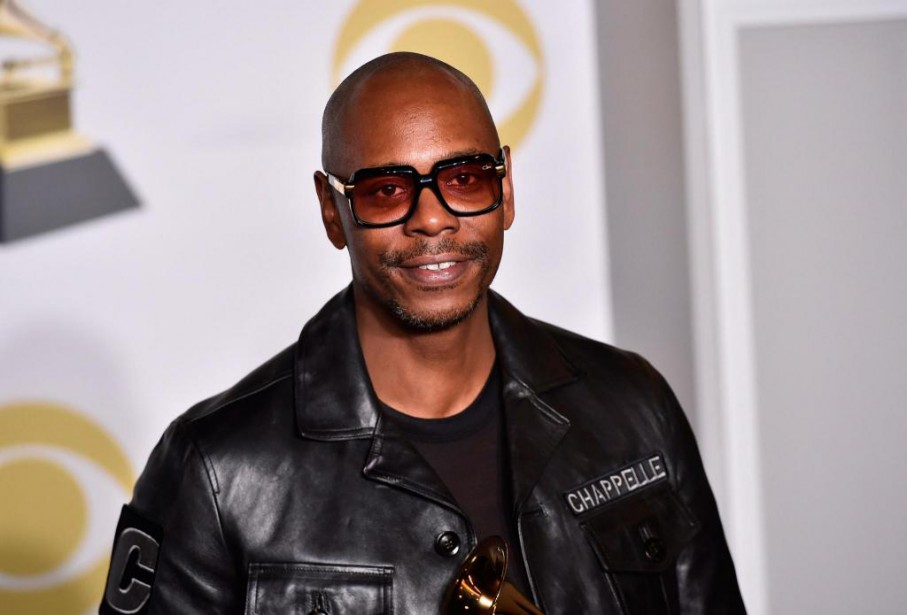 L'humoriste Dave Chappelle... (Photo Charles Sykes, archives Invision/Associated Press)