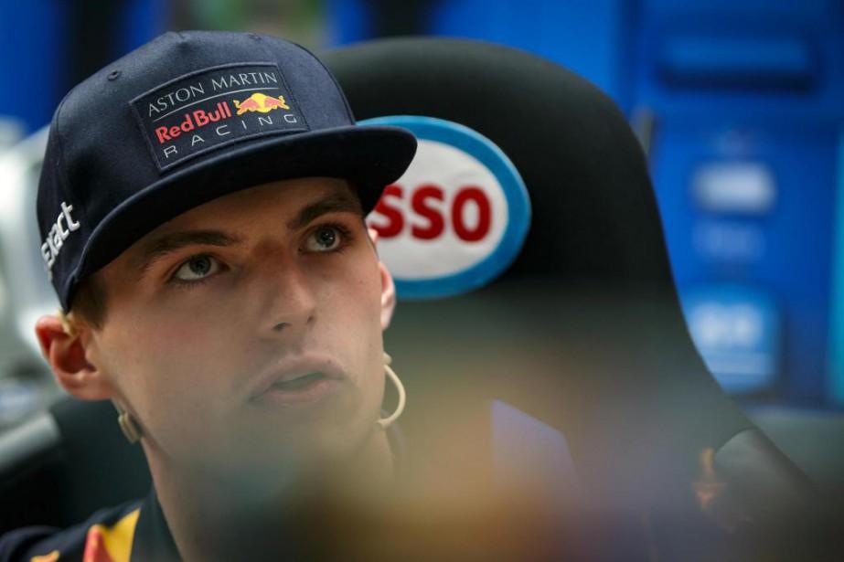 Max Verstappenconnaît un début de carrière épatant.... (Photo Olivier Jean, La Presse)