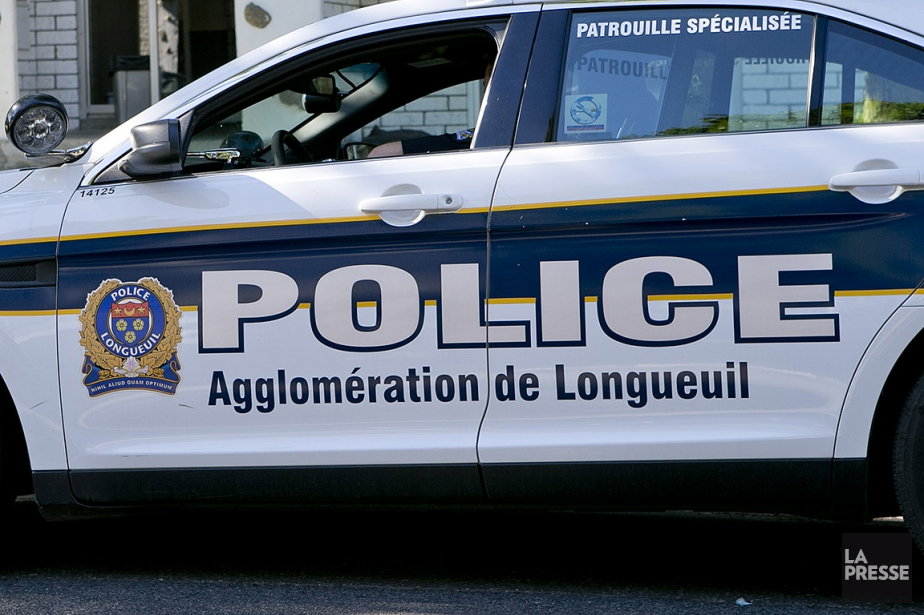 Une voiture du SPAL.... (archives La Presse)