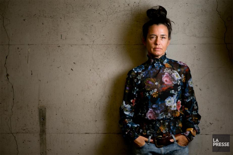 La Montréalaise Elisabeth Williams a travaillé comme conceptrice... (PHOTO DAVID BOILY, LA PRESSE)
