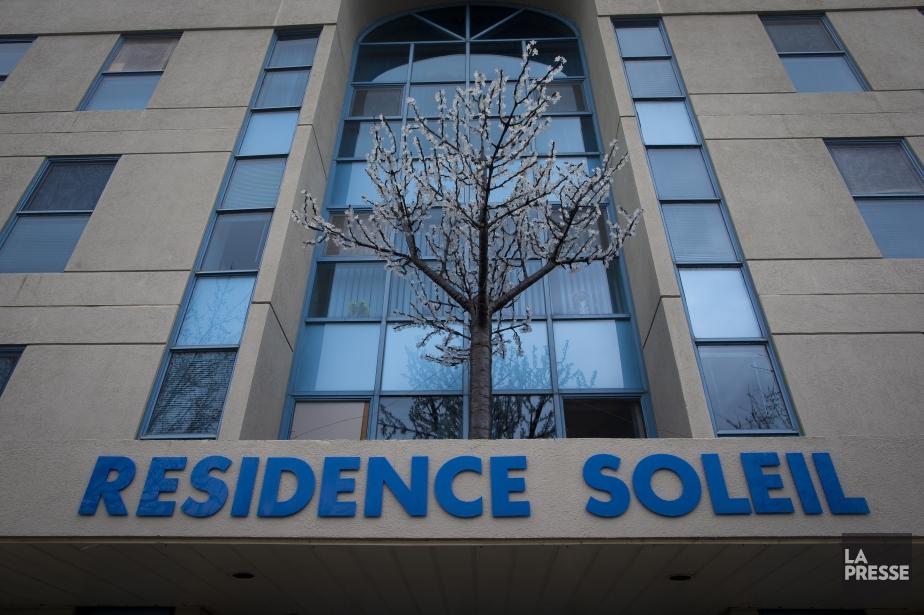 Les six résidences qui pourraient être touchées «d'ici... (Photo André Pichette, archives La Presse)