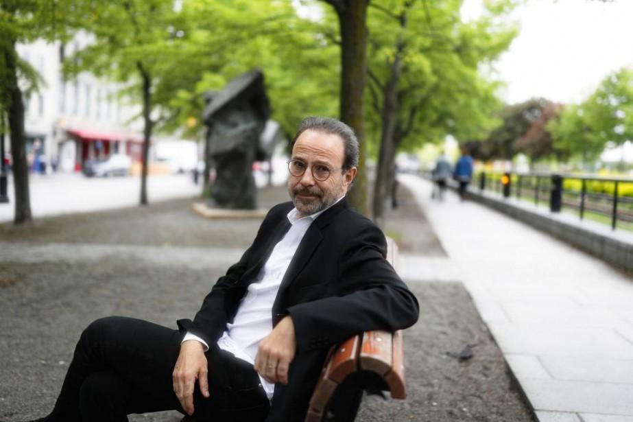 L'auteur Marc Levy publie son 19eroman, Une fille... (Photo Martin Chamberland, La Presse)