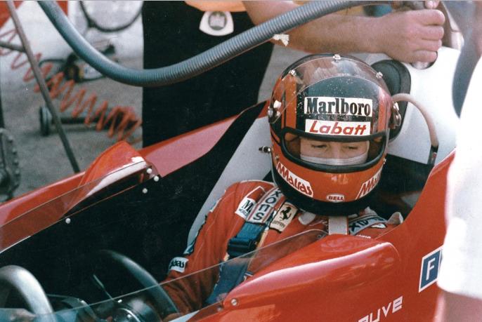 Ferrari 312 T3 - 1978 Consommation illimitéeLes ravitaillements n'ont été introduits qu'en 1982, mais la capacité des réservoirs était largement suffisante. | 7 juin 2018