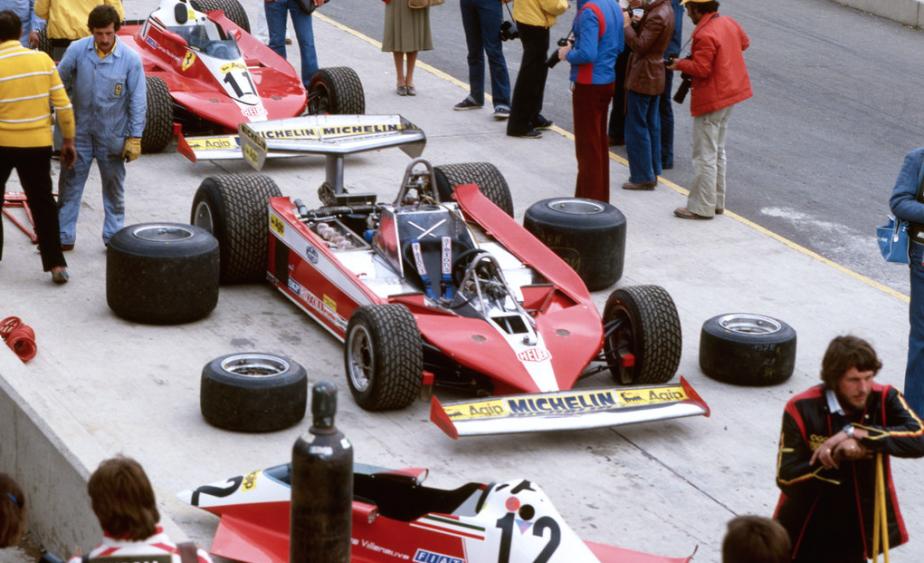 Ferrari 312 T3 - 1978 Aucune limite quant au nombre de moteurs qu'un pilote peut utiliser pendant un week-end de Grand Prix ou une saison.À cette époque, certaines équipes pouvaient systématiquement changer les moteurs entre les qualifications et la course, privilégiant d'abord la puissance, avant d'assurer la fiabilité. | 7 juin 2018