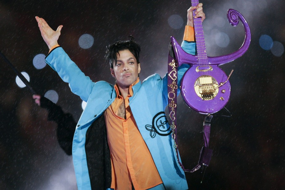 Prince est mort en 2016 à l'âge de... (ARCHIVES AP)