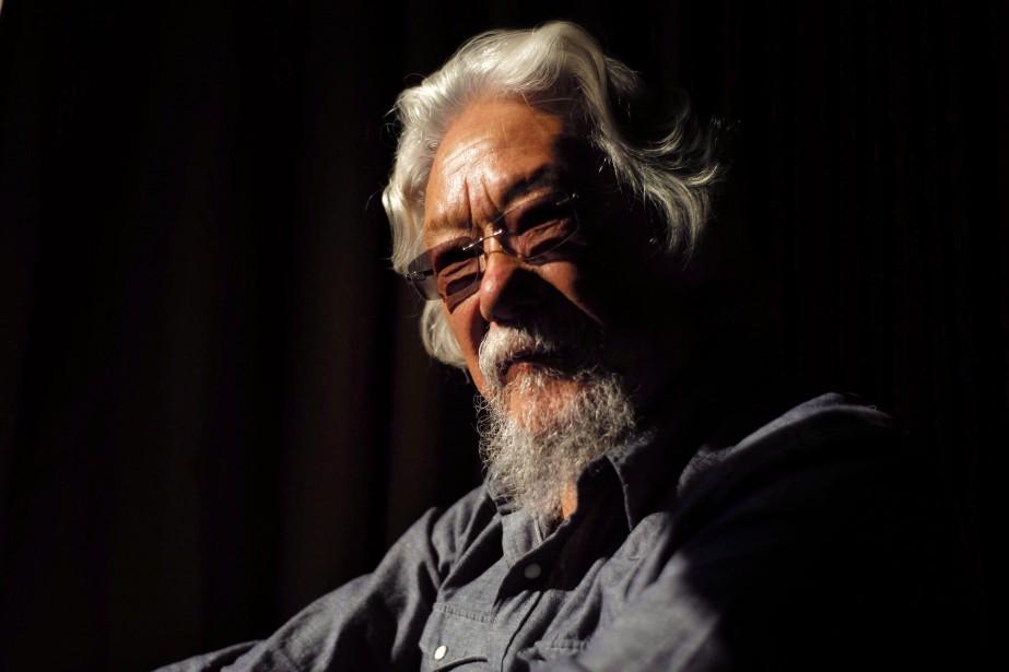 David Suzuki... (ARCHIVES PC)