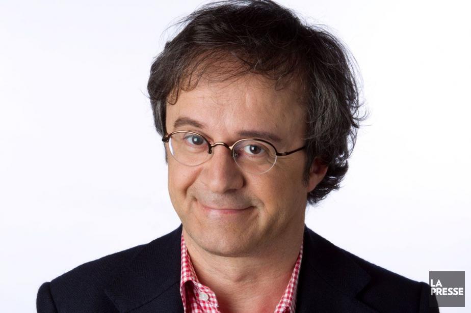 Stéphane Laporte... (PHOTO ARCHIVES LA PRESSE)
