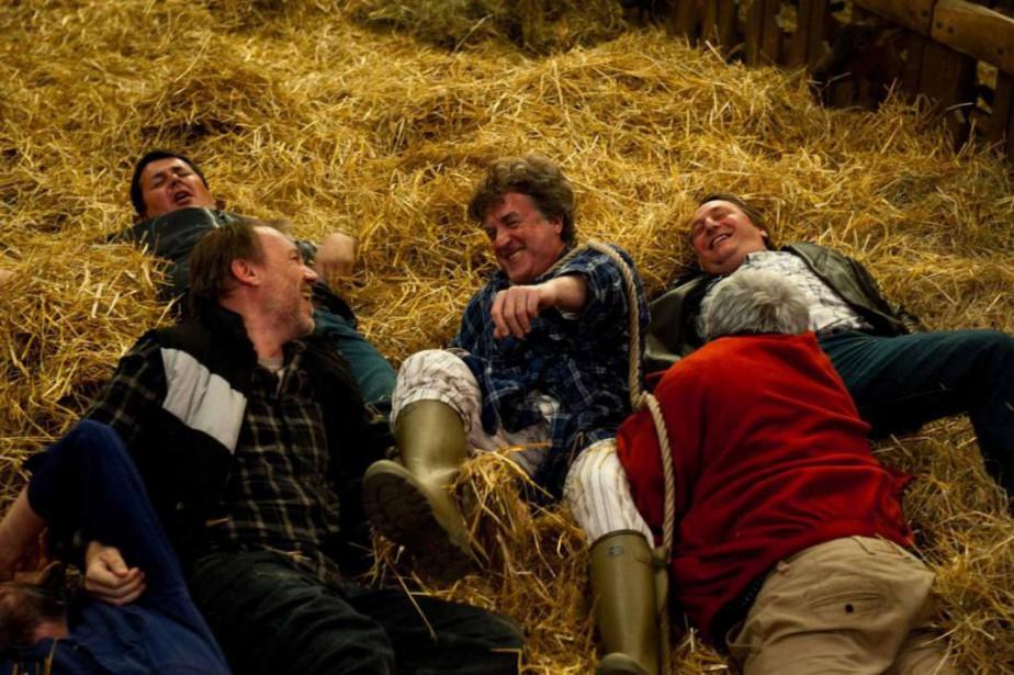 François Cluzet dans Normandie nue, un film de... (PhotoEyeSteelFilm)