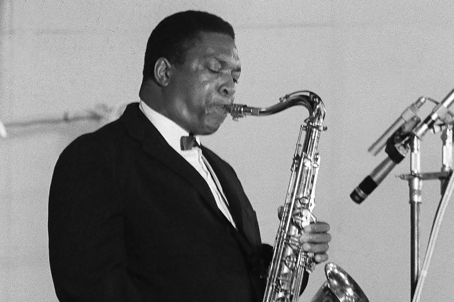 John Coltrane... (Photo AFP)