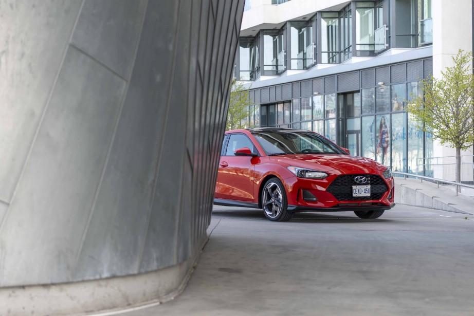 Hyundai Veloster 2019 ()