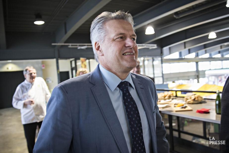 Depuis des mois, Laurent Lessard ne cachait pas... (Photo Patrick Sanfaçon, archives La Presse)