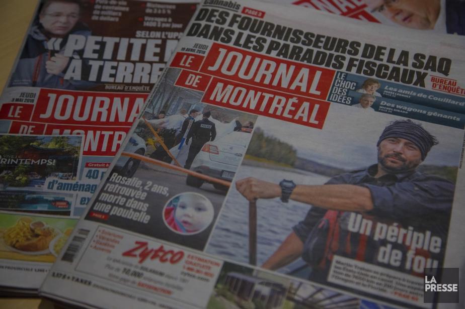 Le Conseil de presse «a blâmé sévèrement» leJournal... (Photo Olivier Jean, La Presse)