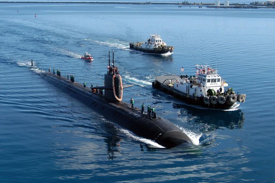 Les experts estiment que la flotte de sous-marins... (PHOTO ARCHIVES AP)