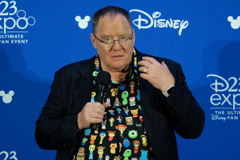John Lasseteravait annoncé en novembre qu'il prenait un... (PHOTO CHRIS DELMAS, ARCHIVES AFP)