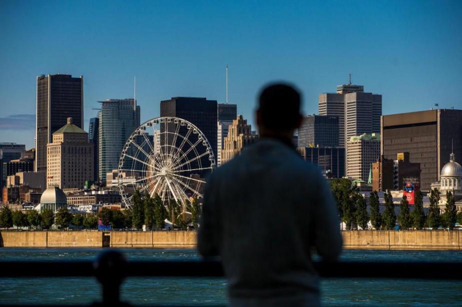 Montréal est l'une des destinations touristiques les plus... (Photo Martin Tremblay, La Presse)