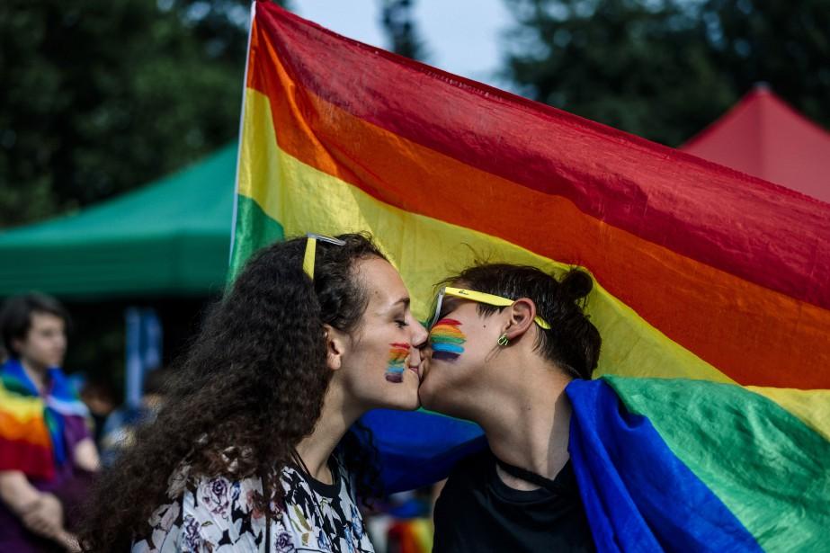 Cette année, l'Union européenne a également voté pour... (PHOTO Dimitar DILKOFF, AFP)