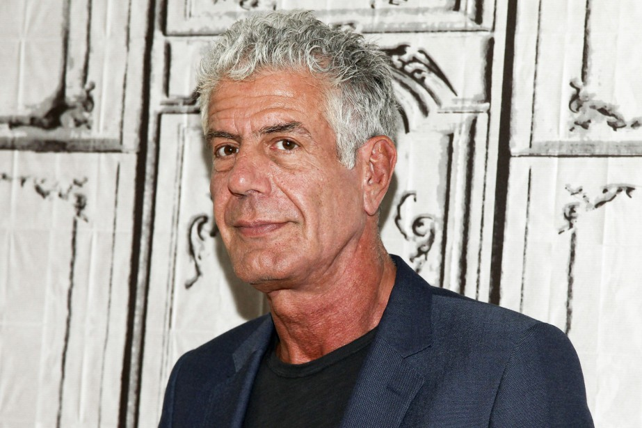 Anthony Bourdain... (ARCHIVES AP)