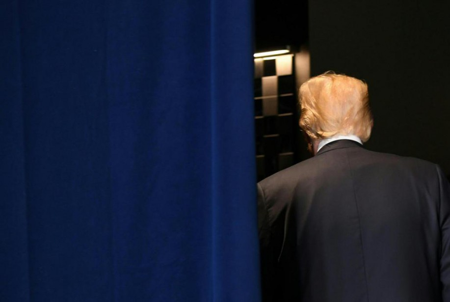 Le président des États-Unis, Donald Trump.... (PHOTO AFP)