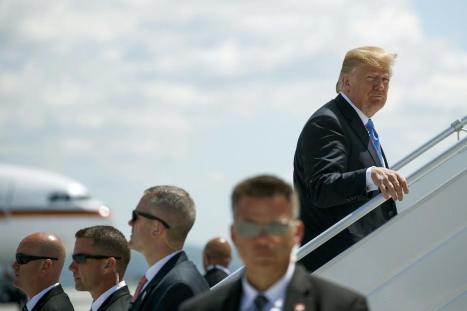 «Sommes-nous en train d'assister au détricotage américain de... (PHOTO AP)