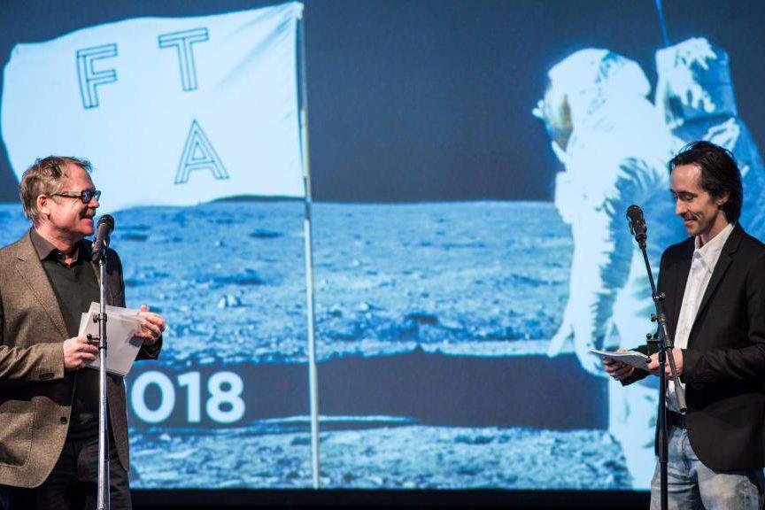 Martin Faucher et David Lavoie, codirecteurs du FTA... (photo Trung Dung Nguyen, fournie par le FTA)