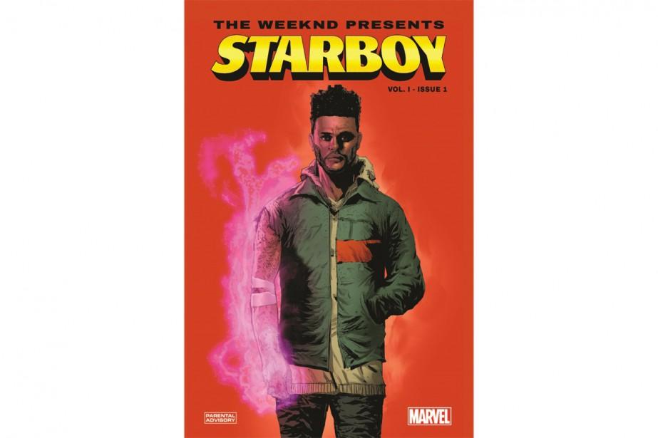 Starboy... (IMAGE FOURNIE PAR MARVEL)