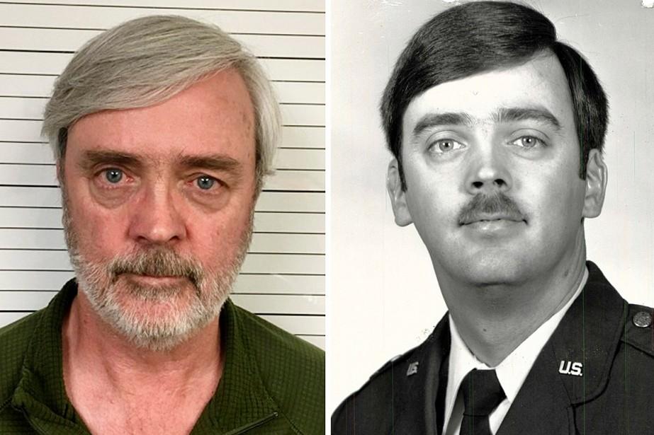 William Howard HughesJr, aujourd'hui âgé de 66ans, a... (PHOTOS FOURNIES PAR L'ARMÉE DE L'AIR AMÉRICAINE VIA AP)