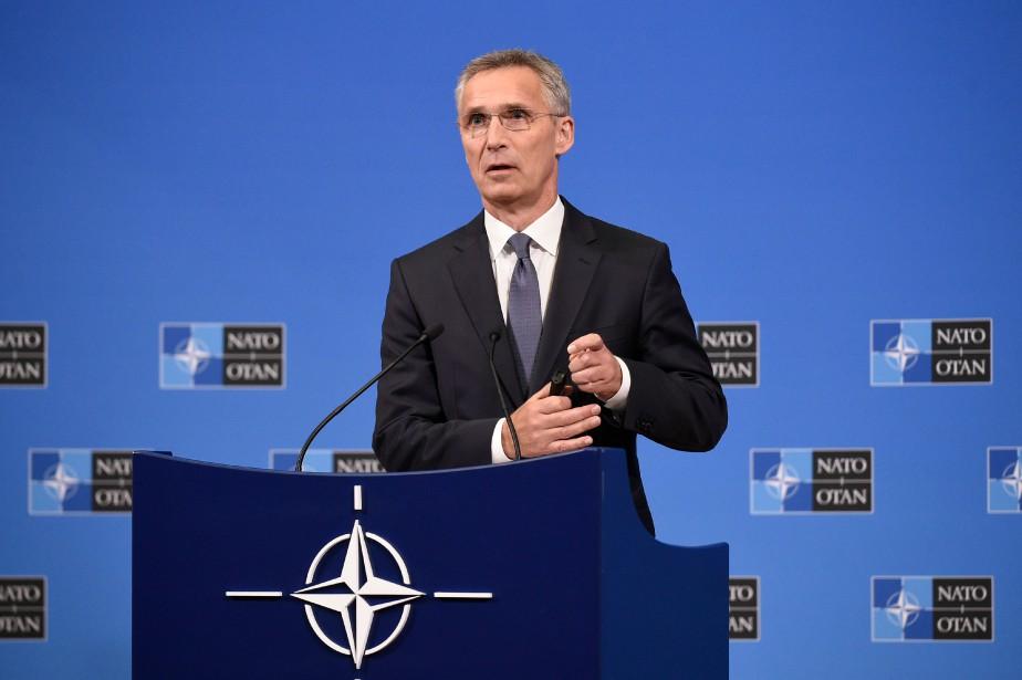 «Les pays de l'OTAN non membres de l'UE... (AFP)