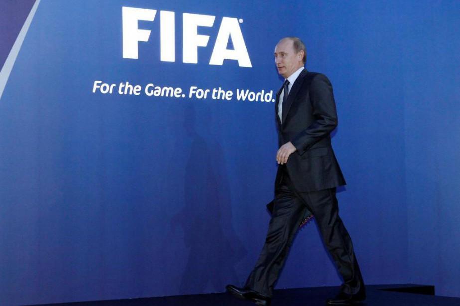 Vladimir Poutine, président de la Russie... (PhotoArnd Wiegmann, archives Reuters)