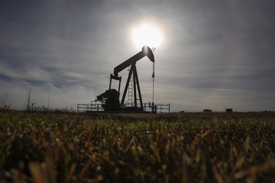 Selon l'ACPP, la production pétrolière du Canada a... (PHOTO ARCHIVES LA PRESSE CANADIENNE)