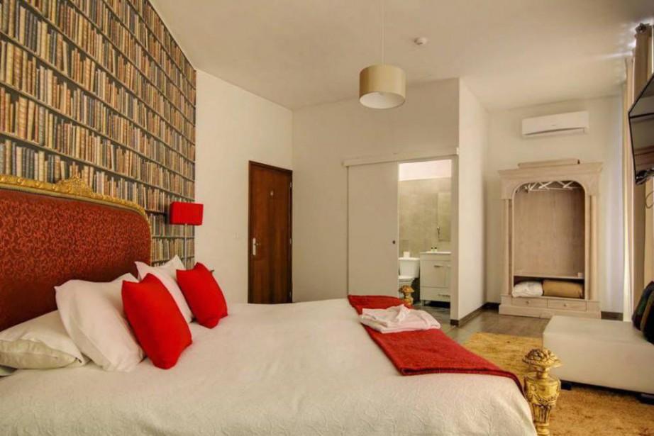 L'hôtel Oporto Boutique Guest House compte 15 chambres... (Photo tirée du compte Facebook de l'hôtel)