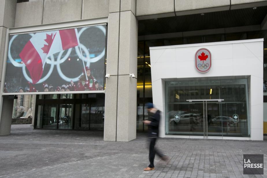 La Maison olympique canadienne à Montréal... (Photo François Roy, archives La Presse)