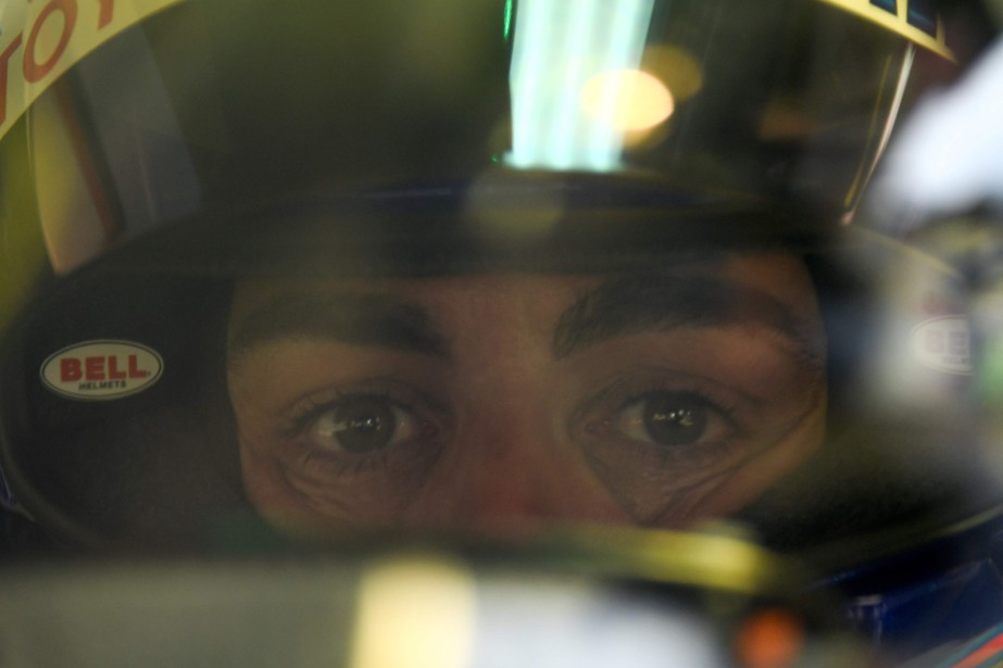 Fernando Alonso s'apprête à participer aux essais du 3 juin au Mans. (AFP)