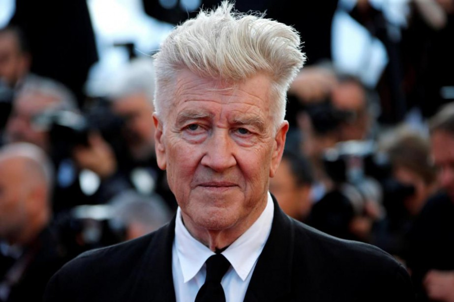 Le réalisateur DavidLynch... (Photo Jean-PaulPelissier, archives Reuters)